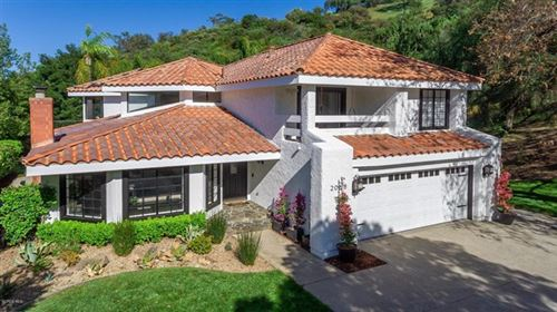 Photo of 2068 Glastonbury Road, Westlake Village, CA 91361 (MLS # 220005638)