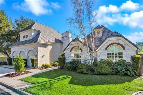 Photo of 7012 E Hidden Oaks Lane, Orange, CA 92867 (MLS # PW20228638)