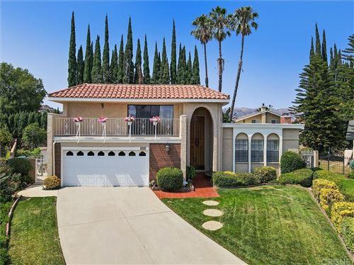 Photo of 10049 Hanna Avenue, Chatsworth, CA 91311 (MLS # SR21155638)