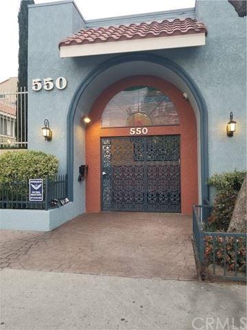 550 Orange Avenue #114, Long Beach, CA 90802 - MLS#: PW21098638
