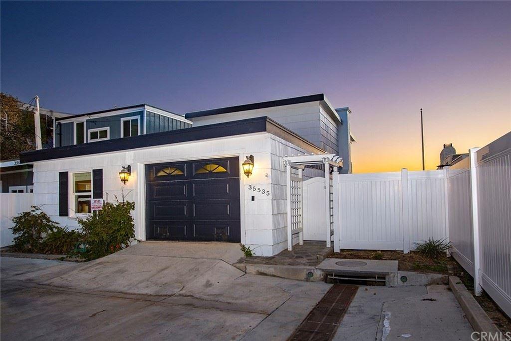 35535 Beach Road, Dana Point, CA 92624 - MLS#: OC21173639