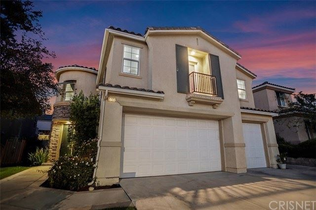 Photo for 27132 Cherry Laurel Place, Canyon Country, CA 91387 (MLS # SR20196639)