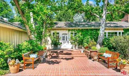Photo of 1665 MANDEVILLE CANYON Road, Los Angeles, CA 90049 (MLS # 20586640)