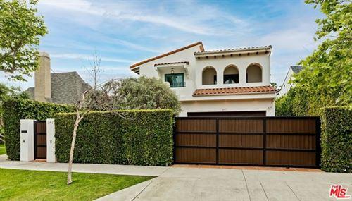 Photo of 341 N CRESCENT HEIGHTS Boulevard, Los Angeles, CA 90048 (MLS # 21721640)