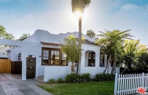 Photo of 3721 S Veteran Avenue, Los Angeles, CA 90034 (MLS # 21727640)