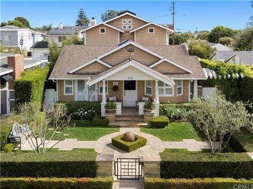 Photo of 524 Redlands Avenue, Newport Beach, CA 92663 (MLS # NP21220640)
