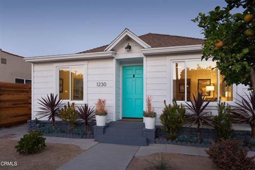 Photo of 1230 S Mullen Avenue, Los Angeles, CA 90019 (MLS # P1-4640)