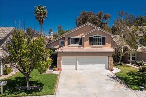 Photo of 23507 Wheaton Court, Valencia, CA 91354 (MLS # SR21096640)