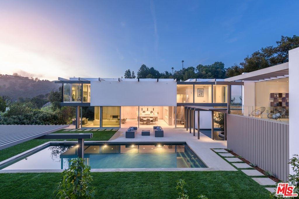 15520 HAMNER Drive, Los Angeles, CA 90077 - MLS#: 21778640