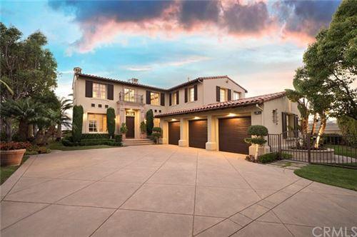Photo of 3 Vista Alberi, Newport Coast, CA 92657 (MLS # OC20119641)