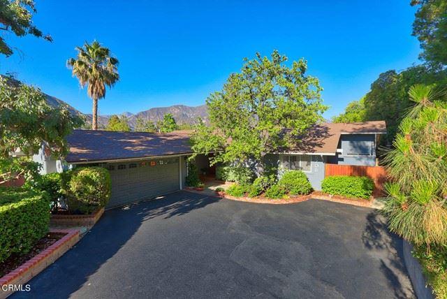 Photo of 5706 Alder Ridge Drive, La Canada Flintridge, CA 91011 (MLS # P1-5641)