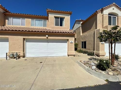 Photo of 308 Hedge Row Lane #D, Simi Valley, CA 93065 (MLS # 221001642)