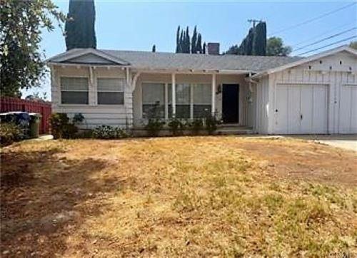 Photo of 10819 Shoshone Avenue, Granada Hills, CA 91344 (MLS # DW21213643)