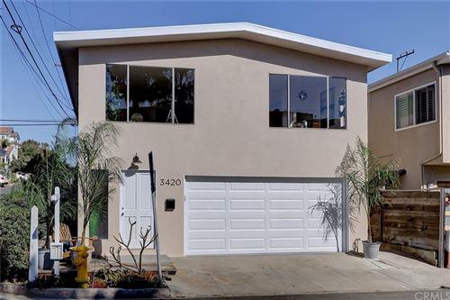 Photo of 3420 Alma Avenue, Manhattan Beach, CA 90266 (MLS # SB21207643)