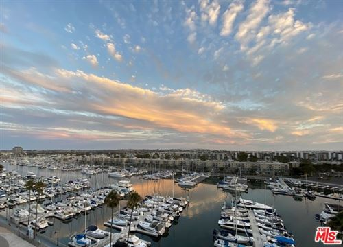 Photo of 4267 Marina City Drive #612, Marina del Rey, CA 90292 (MLS # 20627644)