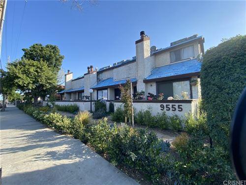Photo of 9555 Woodman Avenue #12, Arleta, CA 91331 (MLS # SR21104644)