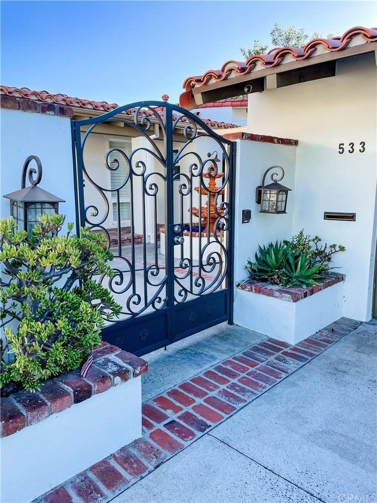 533 Vista Flora, Newport Beach, CA 92660 - MLS#: NP21202644