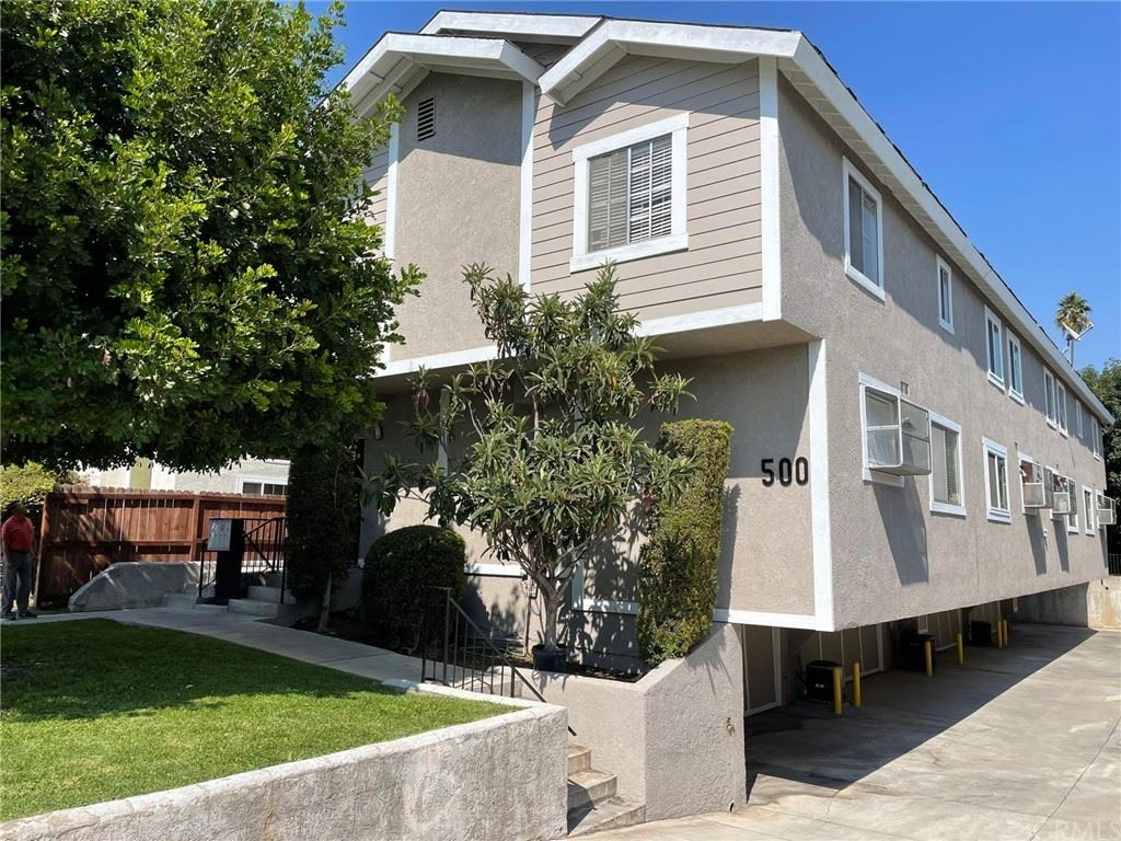 500 N 2nd Street #A, Alhambra, CA 91801 - MLS#: PW21221644