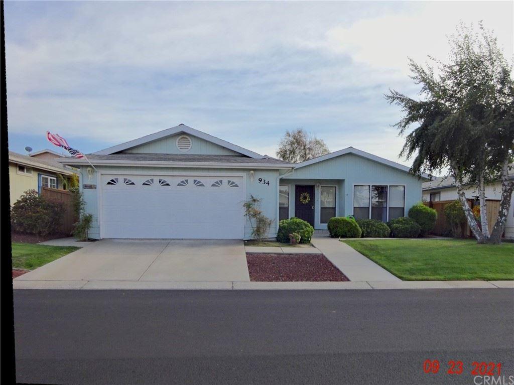 934 Bluejay Drive #46, Santa Maria, CA 93455 - MLS#: SC21215644