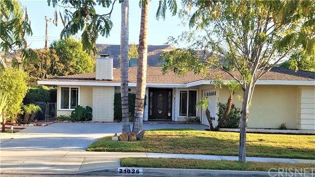 21026 Kingscrest Drive, Santa Clarita, CA 91350 - MLS#: SR20216644