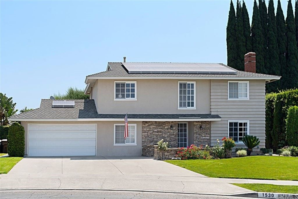 Photo of 1530 Rogue Street, Placentia, CA 92870 (MLS # PW21157645)
