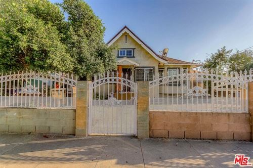 Photo of 126 E 36TH Place, Los Angeles, CA 90011 (MLS # 19481646)