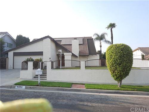 Photo of 16353 Santa Bianca Drive, Hacienda Heights, CA 91745 (MLS # MB20225646)