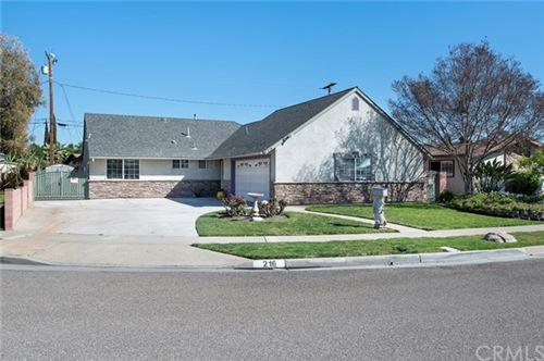 Photo of 218 Thompson Avenue, Fullerton, CA 92833 (MLS # PW21038646)