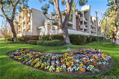 Photo of 21400 Burbank Boulevard #217, Woodland Hills, CA 91367 (MLS # SR21036646)