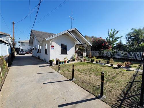 Photo of 124 N Gage Avenue, Los Angeles, CA 90063 (MLS # IV21236647)