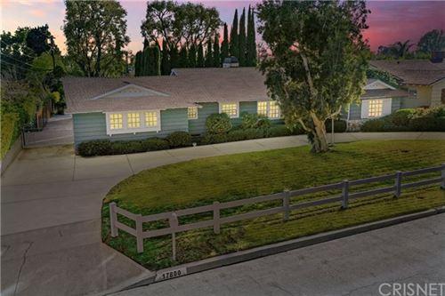 Photo of 17800 Donmetz Street, Granada Hills, CA 91344 (MLS # SR21036647)