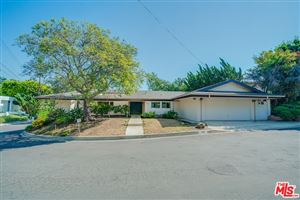 Photo of 721 CLAYMONT Drive, Los Angeles, CA 90049 (MLS # 19519648)