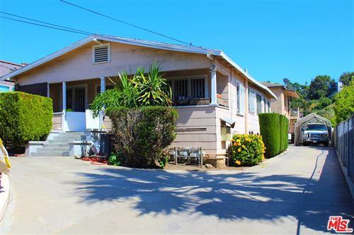 Photo of 3172 CAZADOR Street, Los Angeles, CA 90065 (MLS # 21686648)