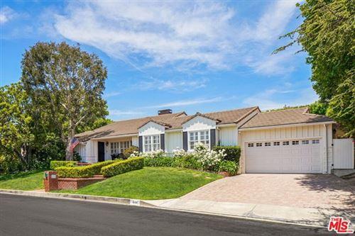 Photo of 644 Hanley Avenue, Los Angeles, CA 90049 (MLS # 21744648)