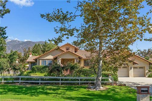 Photo of 10600 Boulder Canyon Road, Rancho Cucamonga, CA 91737 (MLS # CV21209648)