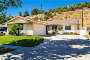 Photo of 22043 Caceras Street, Saugus, CA 91350 (MLS # SR19241648)