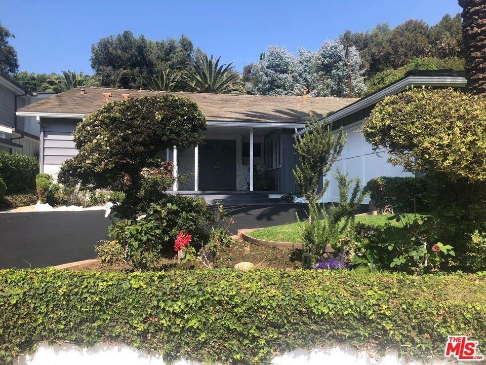 669 Jacon Way, Pacific Palisades, CA 90272 - MLS#: 21785648