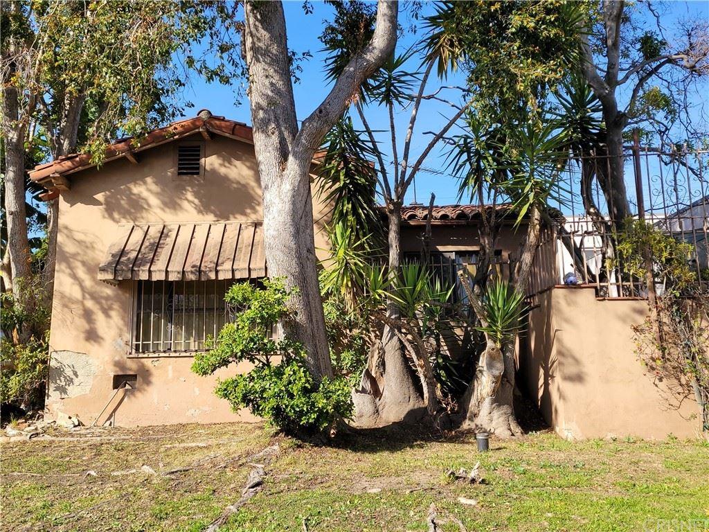 1636 S Durango Avenue, Los Angeles, CA 90035 - MLS#: SR21060648