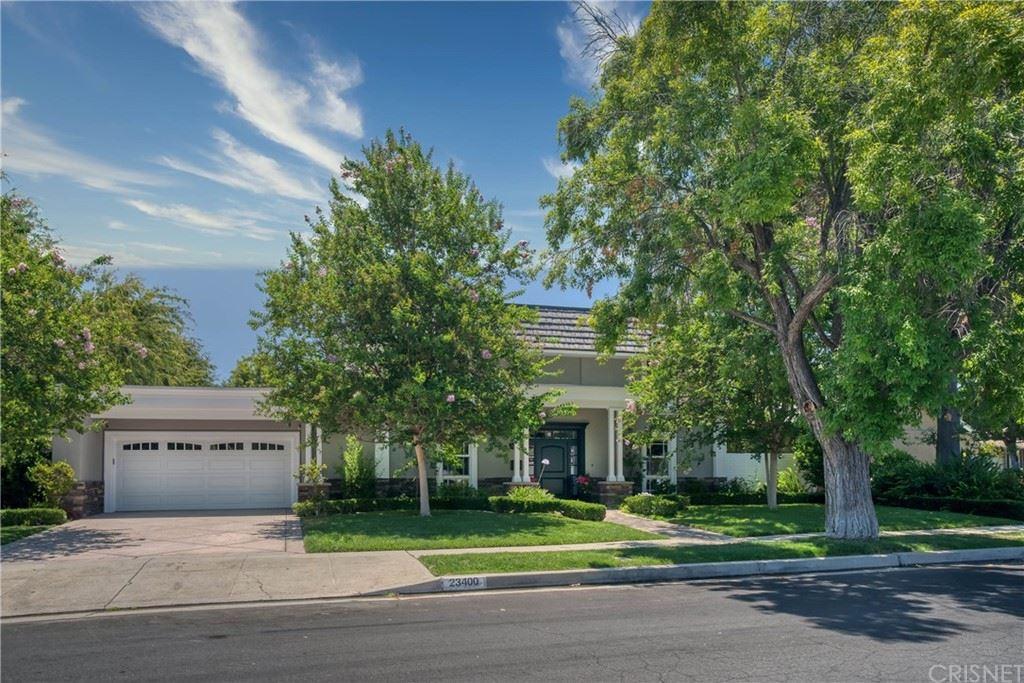 23400 Canzonet Street, Woodland Hills, CA 91367 - MLS#: SR21137648