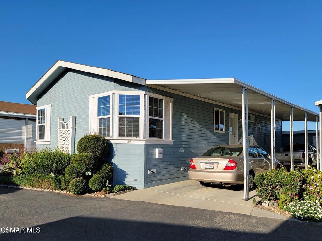 10685 Blackburn Road #20, Ventura, CA 93004 - MLS#: 221005649