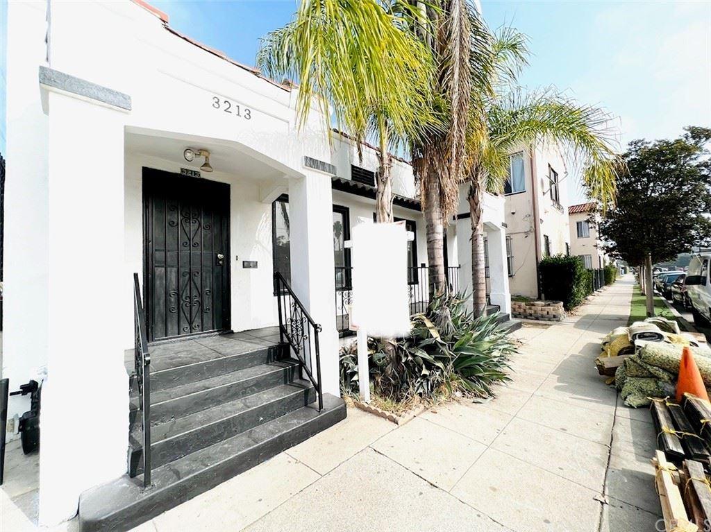 3213 W 21st Street, Los Angeles, CA 90018 - MLS#: DW21197649