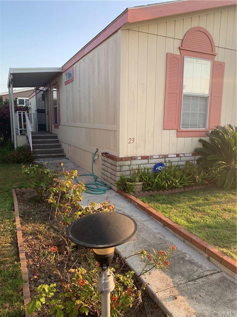 Photo of 16222 Monterey Ln #23, Huntington Beach, CA 92649 (MLS # PW21153649)