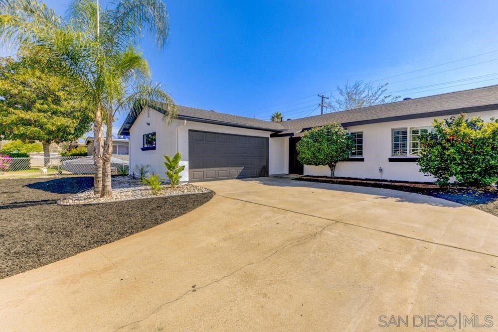 753 Farview, El Cajon, CA 92021 - MLS#: 210029650