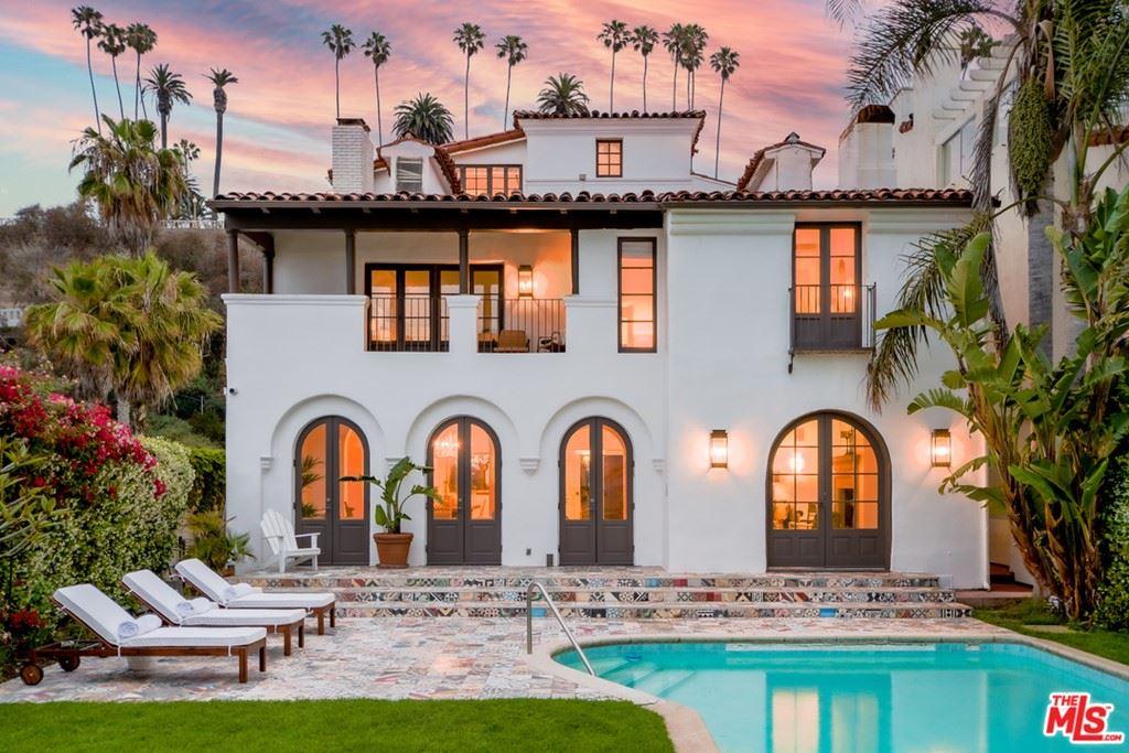 1020 Palisades Beach Road, Santa Monica, CA 90403 - MLS#: 21786650