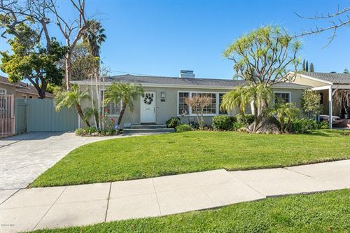 Photo of 4609 Ventura Canyon Avenue, Sherman Oaks, CA 91423 (MLS # 220001651)