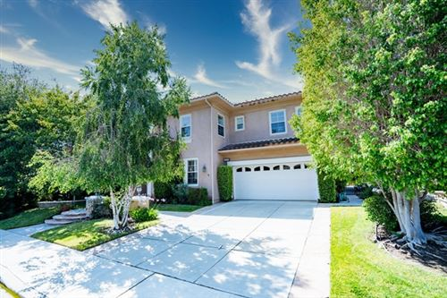 Photo of 14204 Huron Court, Moorpark, CA 93021 (MLS # 220006651)
