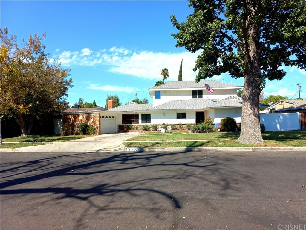 17403 Lemac Street, Northridge, CA 91325 - MLS#: SR21214651