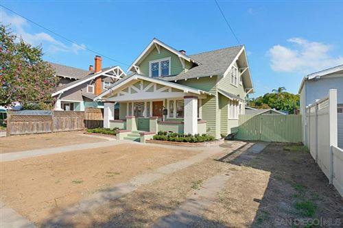 Photo of 1319 Grove st, San Diego, CA 92102 (MLS # 200052652)