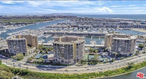 Photo of 4265 Marina City Drive #115, Marina del Rey, CA 90292 (MLS # 20642652)