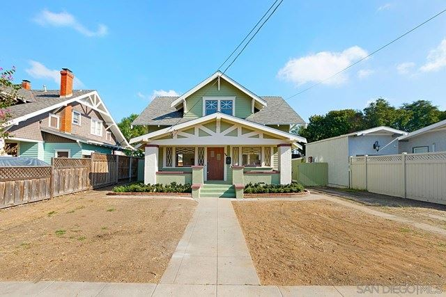 Photo of 1319 Grove st, San Diego, CA 92102 (MLS # 200052652)